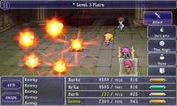 FFV iOS Level 3 Flare