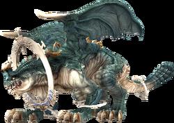 FFXII Drago anellato