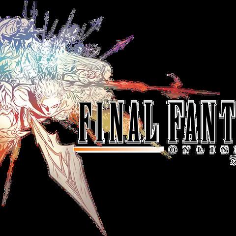 Legacy <i>Final Fantasy XIV</i> logo.