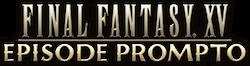 FFXV Episode Prompto Logo