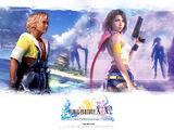 Final Fantasy X/X-2 HD Remaster wallpapers
