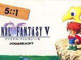Final Fantasy V 5+1