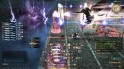Fulmination from FFXIV Fury's Fourteen middash screenshot