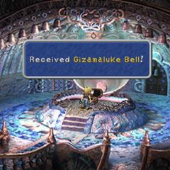 Gizamaluke Bell.