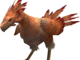 Lv.99 Red Chocobo