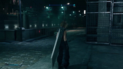 Mako Reactor 1 upper station area FFVII Remake