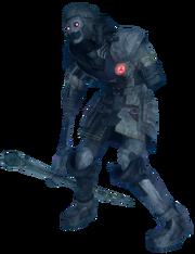 Rogue Axeman