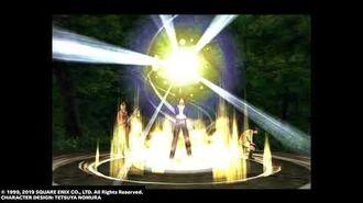 "Squall Renzokuken ""Blasting Zone"" Limit Break from FINAL FANTASY VIII Remastered"
