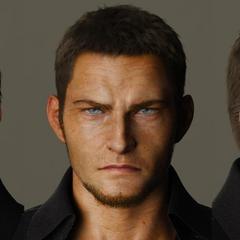 Модель лица.