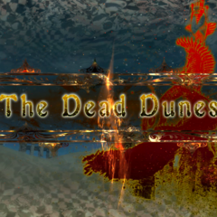 Logo of the Dead Dunes as seen in the location's trailer.
