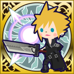 <i>Final Fantasy Airborne Brigade</i> (SR+ Legend) [FFVII].