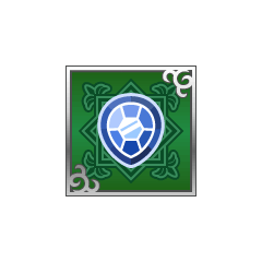 Blue Turtle Shell from <i><a href=