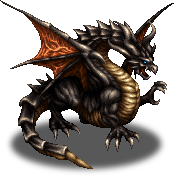 FFBE Dragon FFVI Sprite