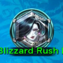 Dark Shiva (Blizzard Rush II).
