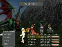 FFIX Eidolon Command