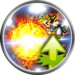 FFRK Burning Meteor Strike Icon