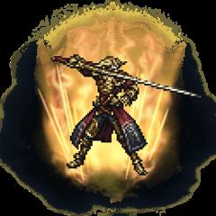 Ultimate+ Gaius van Baelsar.