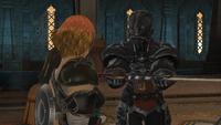 FFXIV Fordola gets Gunblade