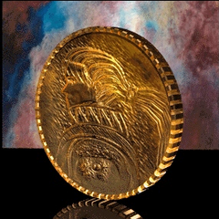 Edgar's double-sided coin.