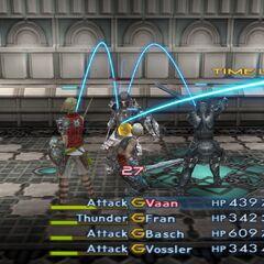 Battling Imperials.