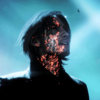 Шрамы Ноктиса в финале в <i>Final Fantasy XV</i>.