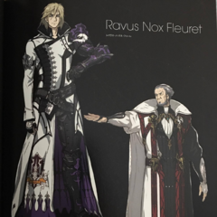 Ravus Nox Fleuret and <a href=