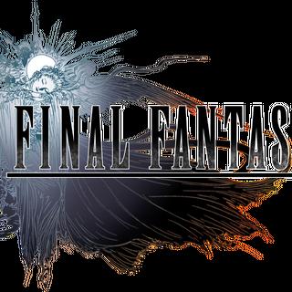 Logo de <i>Final Fantasy XV</i>.