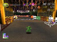 Cactuar Chocobo Racing
