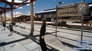 Cartanica station in FFXV