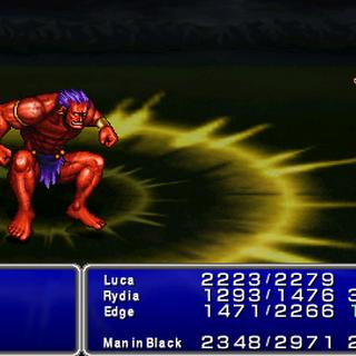 Gaia's Wrath (PSP).