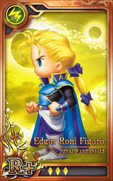 FF6 Edgar Roni Figaro R+ L Artniks