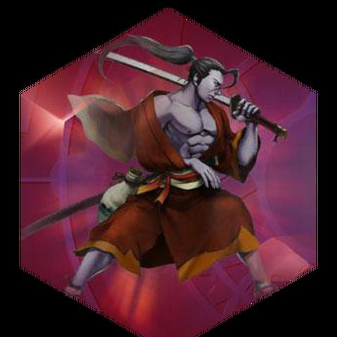 Yojimbo α's Phantom Stone (Rank 6).