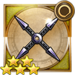 FFRK 4-point Shuriken FFVII
