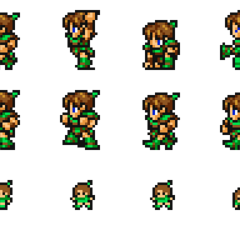 Evoker sprites from <i><a href=