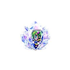 Rydia's Memory Crystal III.