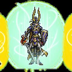 Ultimate Vaan, Warrior of Light, & Y'shtola.