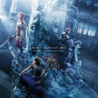 FFXIII-2 OST+ Front