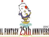 Final Fantasy 25th Anniversary