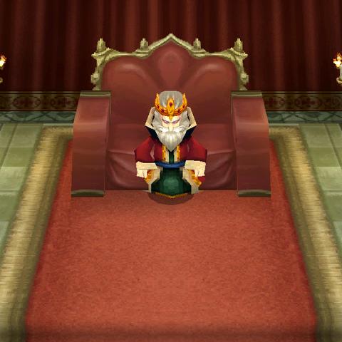 O Rei de Baron (DS/iOS).