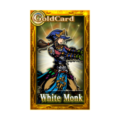 White Monk (female).