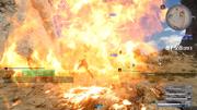 Sagefire from FFXV