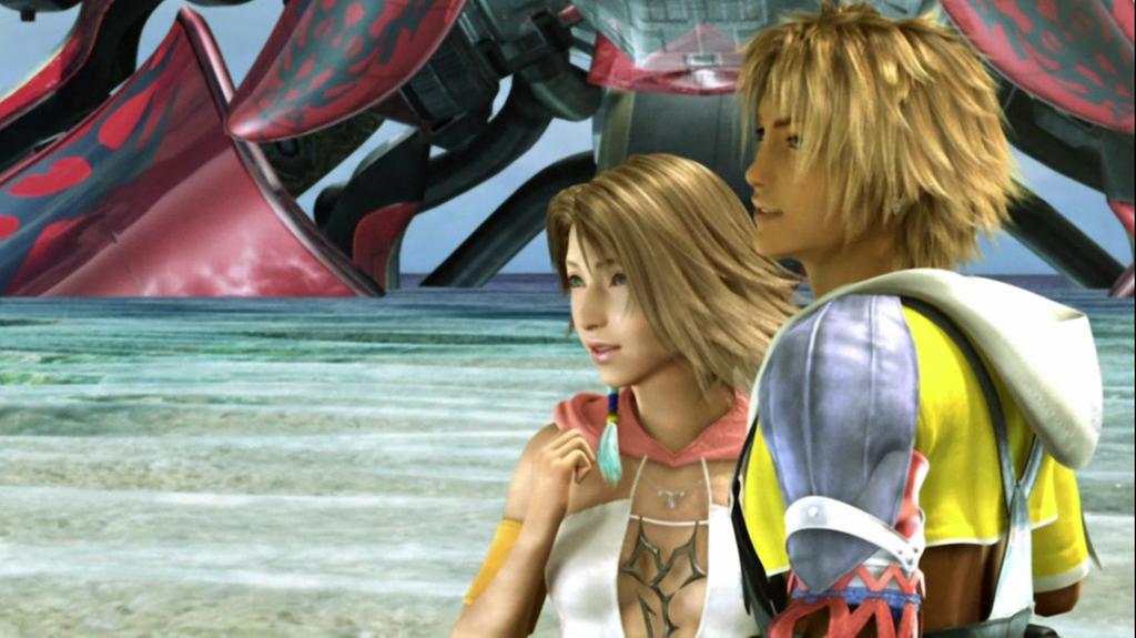 Tidus Final Fantasy Wiki Fandom Powered By Wikia