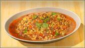 Наваристый фасолевый суп