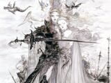 Personagens de Final Fantasy V