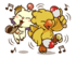 LINE Chocobo Sticker37