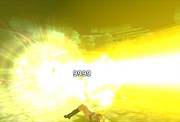 Ultima Weapon uses Light Pillar from FFVIII Remastered