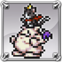 DFFNT Player Icon Cait Sith FFRK 001