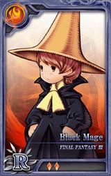 FF3 Black Mage R F Artniks