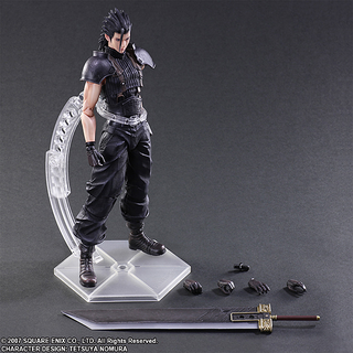 Zack's Play Arts Kai.