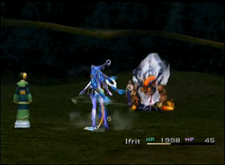 FFX Heavenly Strike EA
